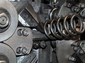 Производство пружин