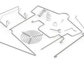 Shaped products